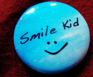 button, we the kings, and smile kid image