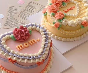 cake, mom, and cute image