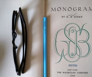 monogram, autobiography, and gbstern image