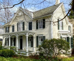 1860s, architecture, and country living image