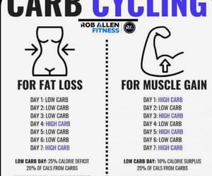 carbs, diet, and health image
