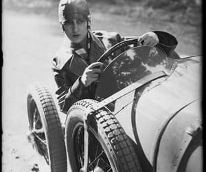 1920s, woman, and racing image