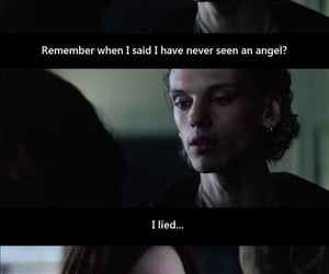 Jamie Campbell Bower, city of bones, and clace image
