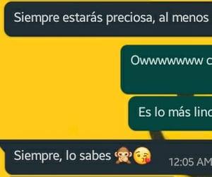 whatsapp, messenger, and amor image