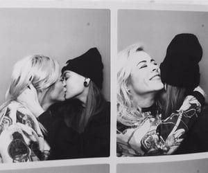 girl, gay, and girlfriend image