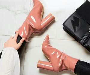 boots, gucci, and outfit image