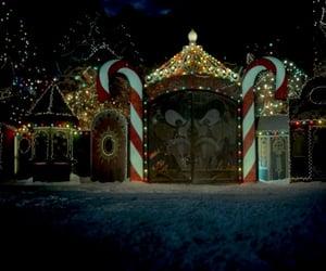 christmas, horror, and nosferatu image