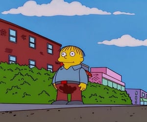 simpsons, the simpsons, and ralph image