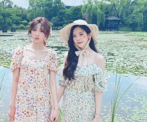 dreamcatcher, jiu, and kpop image
