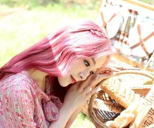 dreamcatcher, gahyeon, and bts boca image
