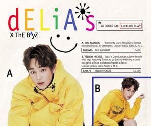 delias, magazine, and the boyz image