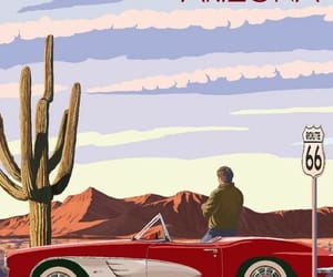 arizona, wallpaper, and route 66 image