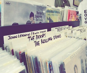 lp, music, and rock image