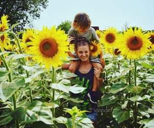 childhood, family, and summer image