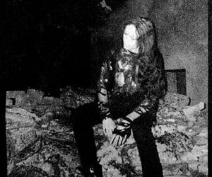 metal, shoegaze, and blackmetal image