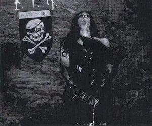 metal, blackmetal, and ️neige image
