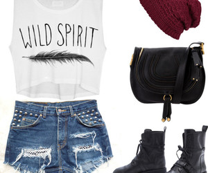 clothes, fashion, and hippie image