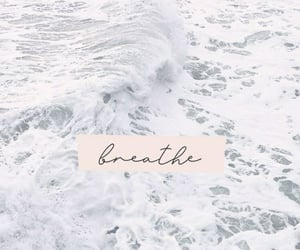 wallpaper, white, and breathe image