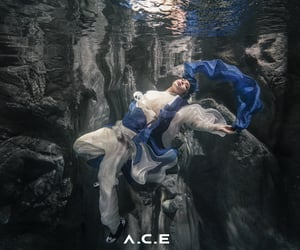 ace, a.c.e, and jun image