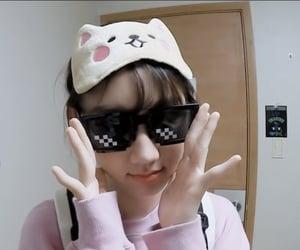 funny, girl, and kpop image