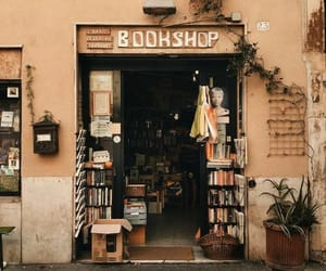 book, bookshop, and aesthetic image