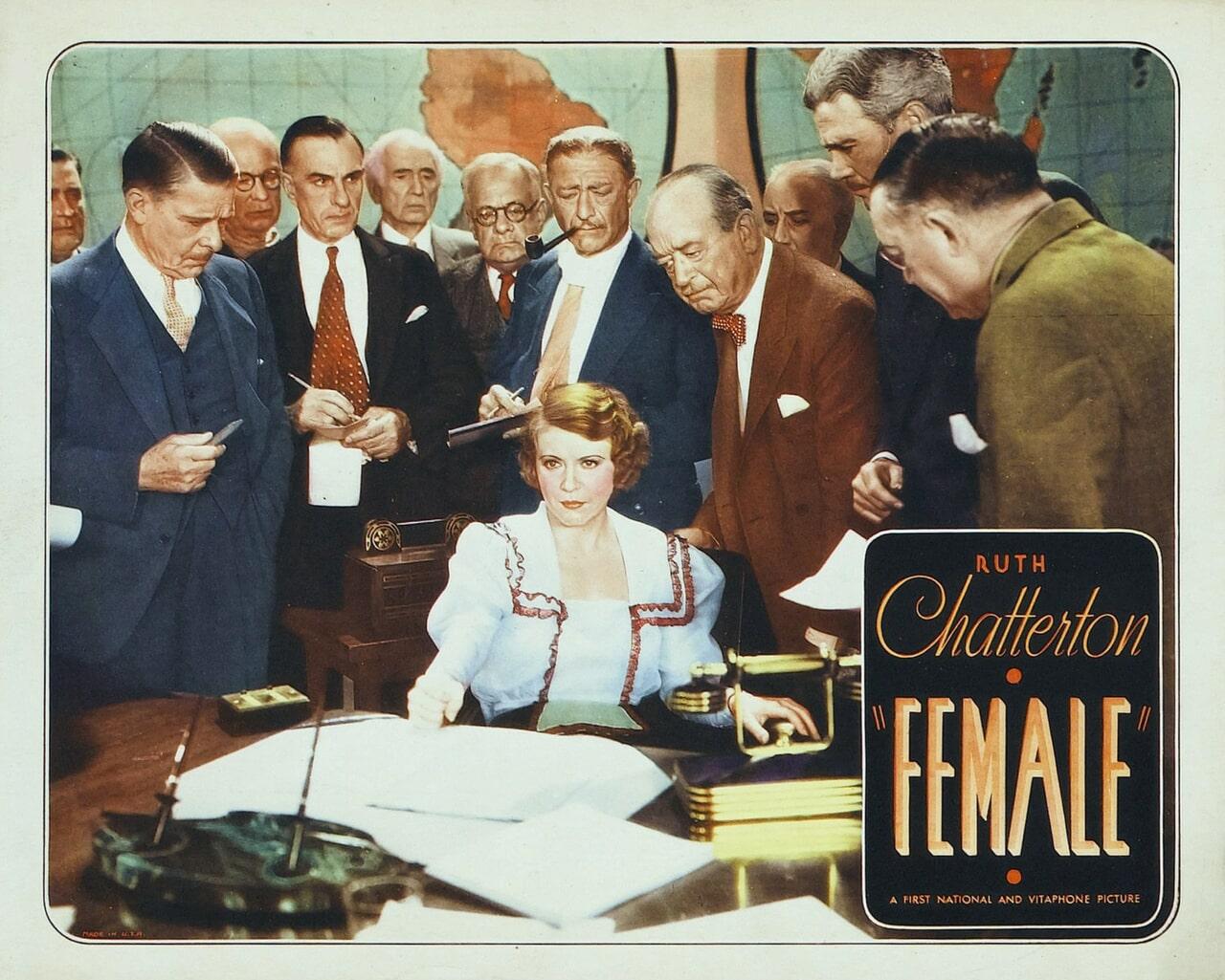 1933, female, and screenwriter image