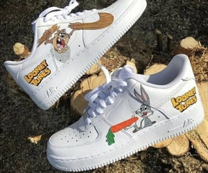 custom, air forces, and kids image