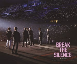 header, movie, and break the silence image