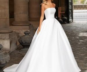 fashion, noiva, and vestido image