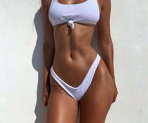 body, fitness, and bikini image