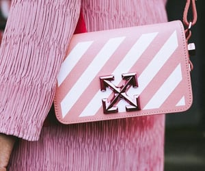 off white and purse image