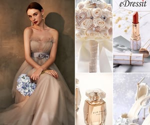 sweetheart neck, tulle prom dress, and formal wear image
