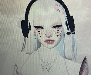 3d, asian, and asian girl image