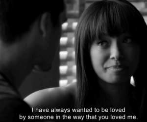black and white, quote, and tvd image