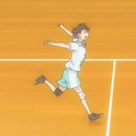 haikyuu, anime, and oikawa tooru image