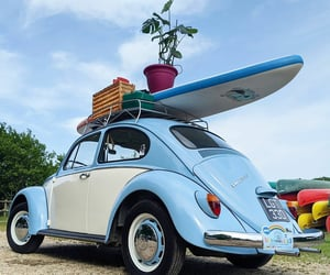 automobiles, vw, and cars image