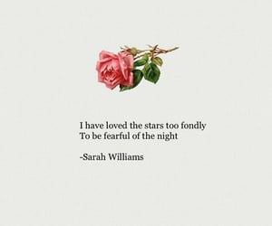 loved, night, and quote image