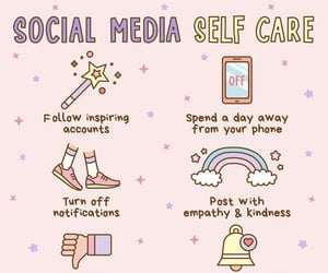 mental health, relationships, and self love image