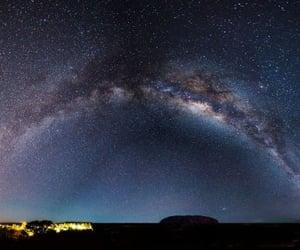 stars, australia, and sky image