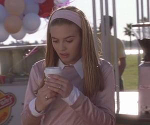 cher horowitz, alicia silverstone, and Clueless image