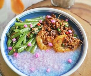 food, shrimp, and thai food image