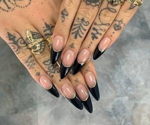 acrylic, gel, and long nails image