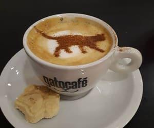 addiction, coffee, and coffee shop image