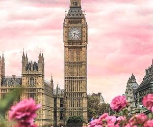 Big Ben, sunset, and wanderlust image
