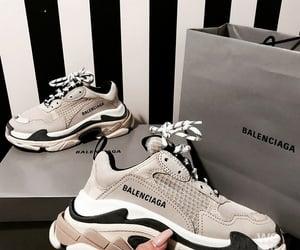 Balenciaga, brand, and fashion image
