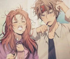 anime couples, anime girly, and anime image