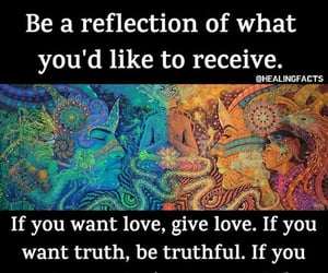 divination and quote image