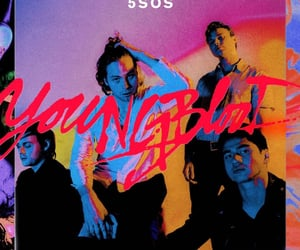 ashton, music, and youngblood image