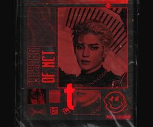 dark, graphic design, and kpop image