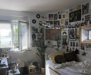 bedroom, room, and aesthetic image